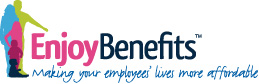 enjoy benefits vouchers logo